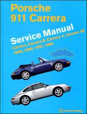 SHOP MANUAL 911 SERVICE REPAIR PORSCHE BOOK CARRERA BENTLEY WORKSHOP 4 1995-1998