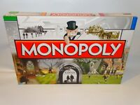 RARE  ARDINGLY COLLEGE MONOPOLY BOARD GAME DATED 2013 STILL SEALED