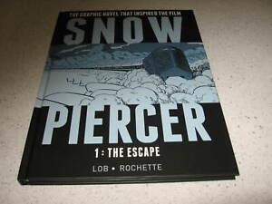 SNOWPIERCER VOLUME 1 THE ESCAPE-LOB . ROCHETTE