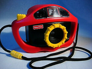 Fisher Price Perfect Shot 35mm Film Camera for Kids 1994-1997