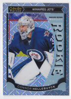 15-16 OPC Platinum Connor Hellebuyck TRAXX Rookie OPEECHEE Winnipeg Jets 2015