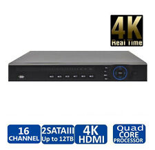 NVR4216-4KS2 16 Channel Security Network Video Recorder Onvif 8M IP Camera NVR