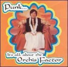 Punk & It's All About The Orchis Factor (CD Used Very Good)