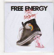 (FF145) Free Energy, Stuck On Nothing - DJ CD