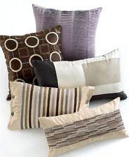 "Hotel Collection Modern Applique 12"" x 20"" Decorative Pillow P1121"
