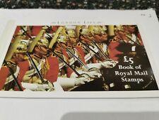 DX11 1990 £5 LONDON LIFE BOOKLET