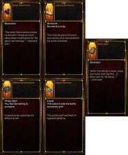 Diablo 3 Ros Ps4 [ años ] - completa del personal del pastoreo Crafting esteras