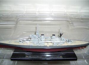 BDC20 BRITISH ROYAL NAVY BB HMS DUKE OF YORK BATTLESHIP 1:1250 NEW WAR ATLAS