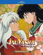 InuYasha . The Final Act . Complete Series 26 Episodes Inu Yasha Anime 4 Blu-ray