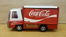 Vintage Buddy L Coca Cola Delivery Truck - 1970s Toy Japan