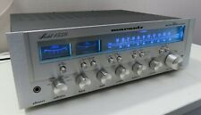 MARANTZ 1550 WORKS PERFECT SERVICED PART RECAPPED WITH LED UPGRADE