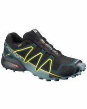 Trail Running Shoes salomon Speedcross 4 GTX Black Reflecting Pond Spectra