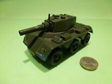 MADE IN ENGLAND ARMOURED CAR GUN  - ARMY 1:36? - VG - MILITARY