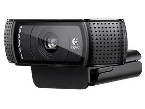 Logitech HD Pro C920 Webcam Brand New