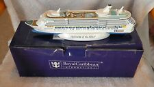 """NEW RCC """"FREEDOM OF THE SEAS"""" MODEL 1:1250 SCALE 12"""" IN BOX"""