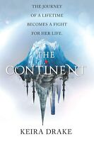 The Continent Book - Hardcover NEW - Keira Drake - Free P&P