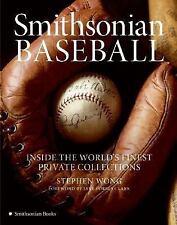 Steven Wong - Smithsonian Baseball (2005) - Used -  (Hardcover) - Memorabilia