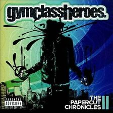 Gym Class Heroes - The Papercut Chronicles II (CD, 2011) New Sealed!
