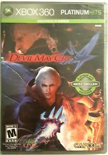 DEVIL MAY CRY 4 * XBOX 360 * BRAND NEW FACTORY SEALED!