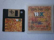 Song Disk 20 per GEM Generalmusic wx2 wx400 NUOVO COMPATIBILE wk4 8