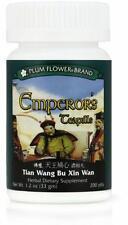 Plum Flower, Emperors Teapills, Tian Wang Bu Xin Wan, 200 ct