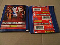 NBA 2010-11 - PANINI - 15 UNOPENED PACKS WITH STICKERS