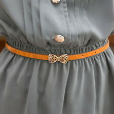 Damen Stretch Gürtel Taillengürtel Schleife Hüftgürtel Elastisch Korsett Band