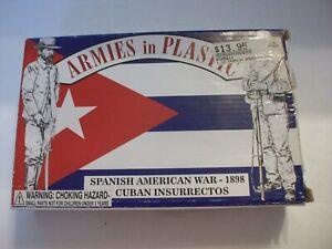 Armies in Plastic 1/32 Spanish American War Cuban Insurrectos