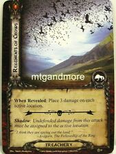 Lord of the Rings LCG  - 1x Regiments of Crows  #035 - The Road Darkens