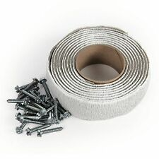 Camco 25003 Vent Installation Kit w/ Gray Putty Tape for Aluminum or Metal Roof