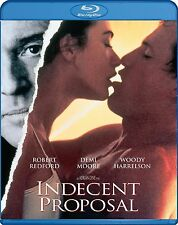INDECENT PROPOSAL (1993 Demi Moore)  -   Blu Ray - Region free for UK