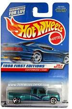 1998 Hot Wheels #663 First Edition #26 Customized C3500