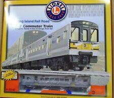 L#7 Lionel O Gauge Nib Mta Lirr M-7 Commuter Train Set 6-30147