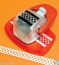 Tonic simplicity pattern effortless power geared Doily strip punch 966E