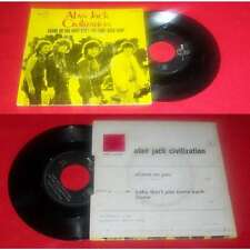 ALAN JACK CIVILIZATION - Shame On You Rare French PS 7' Byg 1969 Blues Rock