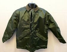 ALPHA INDUSTRIES MILITARY US ARMY JACKET COLD WEATHER IMPERMEABLE MEN'S M MINT!!