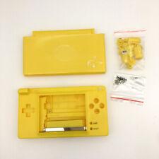 Yellow Pikachu Housing Shell+Screwdriver For Nintendo DS Lite NDSL Repair Part