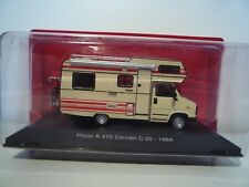 Camping Car Citroën C25 Pilote 1:43 Ixo (version presse)