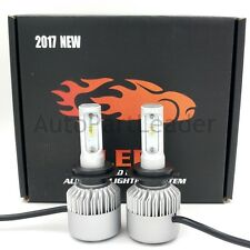 New H7 360W 36000LM CREE LED Headlight Kit Low Beam Bulbs 6000K White High Power