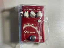 BRAND NEW TC-Helicon Mic Mechanic 2 Electronics Vocal Effects Pedal
