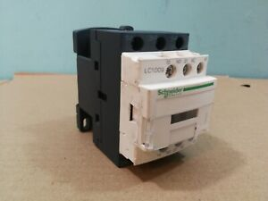 Schneider Electric LC1D09 3 Pole Contactor 25 A, V7 400v Coil, 3NO 4Kw