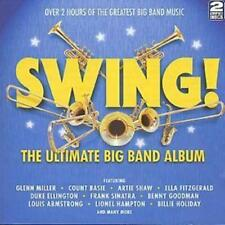 Various Artists : Swing!: The Ultimate Big Band Album CD (2001) ***NEW***