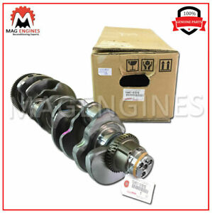 13401-51010 GENUINE OEM CRANKSHAFT 1VD-FTV 1340151010