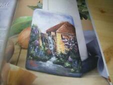 Tole World April 2002 Magazine-Lurgashall Mill/Garden Bench/Pansies/Roses/Flopsy