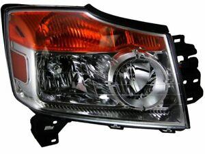For 2008-2015 Nissan Armada Headlight Assembly Right 18689KX 2009 2010 2011 2012