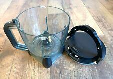 Ninja Blender Bowl 64 oz Food Processor Attachment Kit  BL770 + Lid and Blade