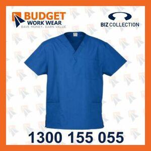 Biz Collection Unisex Classic Scrubs Top (H10612)