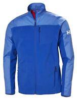 Helly Hansen Storm Men's Polartec Fleece Jacket 51777/563 Olympian Blue NEW