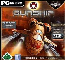 GUNSHIP APOCALYPSE * MISSION FOR RESCUE * Brandneu