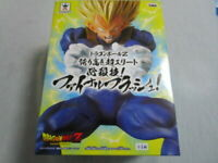 Banpresto Dragon Ball Z Super Saiyan Vegeta Figure Final Flash Japan F/S